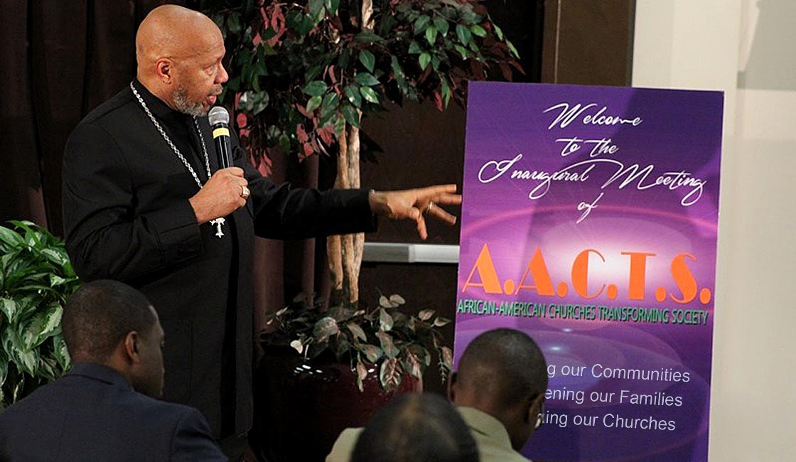 Reverend Jasper Williams - AACTS Founder & Conference Speaker